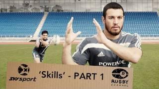 getlinkyoutube.com-All Blacks Skills - Part 1 - Tricks at Training