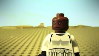 getlinkyoutube.com-Lego Star Wars episode VII trailer recreation   The Force Awakens