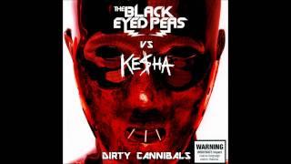 getlinkyoutube.com-Kesha Vs The Black Eyed Peas - Dirty Cannibal (Silent Hope Remix)