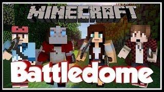 getlinkyoutube.com-Minecraft | Battledome | w/ Friends