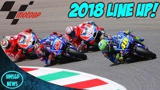 Motogp 2018: Rider Changes!