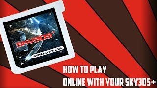getlinkyoutube.com-How to Play online games with your Sky3ds+ (Private Header)
