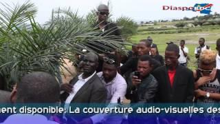 getlinkyoutube.com-Exclusivité en HD: Florence Emeneya pleure devant la tombe de son mari, c'est émouvant