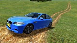 getlinkyoutube.com-City Car Driving 1.4 BMW M5 F10 Fast cruise!