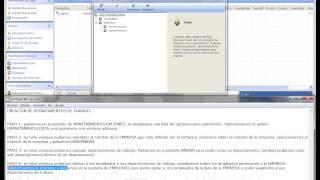 getlinkyoutube.com-Creacion de departamentos de trabajo control de asistencia - SEGO