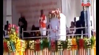 त्रिवेंद्र रावत ने ली उत्तराखंड CM पद की शपथ