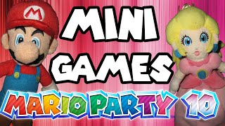 getlinkyoutube.com-ABM:  Mario Party 10 Mini Games HD