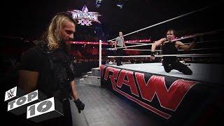 getlinkyoutube.com-Turncoat Teammates — WWE Top 10