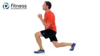 getlinkyoutube.com-1000 Calorie Workout - HIIT Cardio, Strength, Kickboxing and Abs Workout to Burn 1000 Calories
