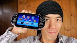 getlinkyoutube.com-PSVita開封レビュー Sony PlayStationVita Review