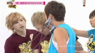 getlinkyoutube.com-[HQ/ENG SUB] BEAST B2ST Funny & Cute moments PART 5