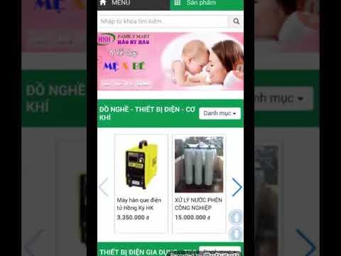 Cách tạo shop bán hàng online trên VTOPV.COM