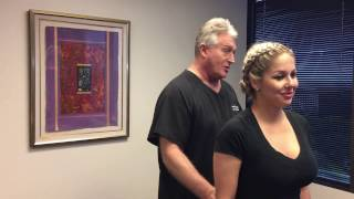 First Time Chiropractic Adjustment for McAllen TX Woman worth The Trip