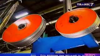 getlinkyoutube.com-Laptop Si Unyil 19 Januari 2016 - Pabrik Pembuatan Ban
