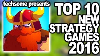getlinkyoutube.com-Top 10 New Strategy Games for 2016 (iOS/Android)