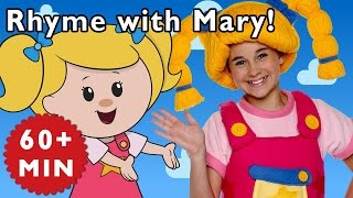 getlinkyoutube.com-Twinkle Twinkle Little Star and More | Rhyme With Mary! | Nursery Rhymes from Mother Goose Club!