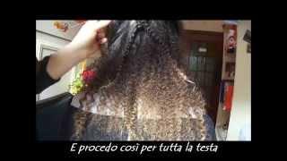 getlinkyoutube.com-Hair Style- Ricci Africani