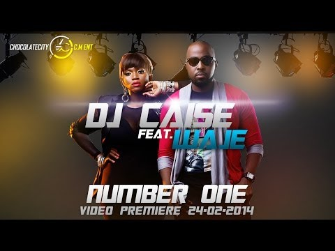 DJ CAISE - NUMBER ONE ft WAJE (@DjCaise @WajeMusik) (AFRICAX5)