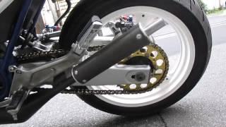 getlinkyoutube.com-旧車二輪専門店BANBAN 絶版車バイク RZ250 カスタム 2014/4/19