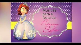 getlinkyoutube.com-Músicas para festa da princesa Sofia parte 1