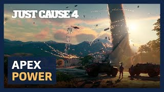 Just Cause 4 - Apex Power