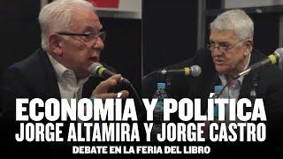 getlinkyoutube.com-Economía y Política // Debate entre Jorge Altamira y Jorge Castro en la Feria del Libro