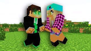 getlinkyoutube.com-Minecraft Мультики. Ивангай и Марьяна Ро. Атака зомби(EeOneGuy и Maryana Ro)