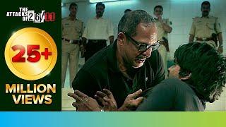 Nana gives a lesson about Jihad to Kasab   The Attacks Of 26/11   Nana Patekar   Movie Scene