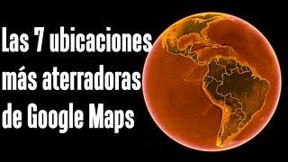 getlinkyoutube.com-Las 7 ubicaciones más aterradoras de Google Maps y Google Earth