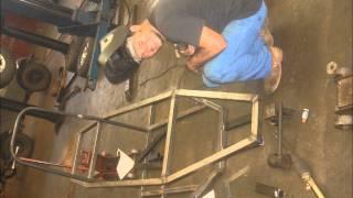 getlinkyoutube.com-Kart cross RODRIGUES construção