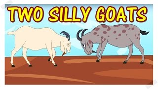 getlinkyoutube.com-Two Silly Goats Story in English