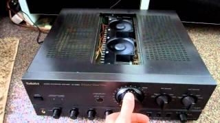 getlinkyoutube.com-Technics SU-VX800 Umbau Test mit Visaton