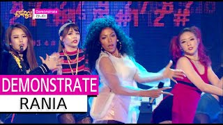 getlinkyoutube.com-[HOT] RANIA - DEMONSTRATE, 라니아 - 데몬스트레이트, Show Music core 20151114