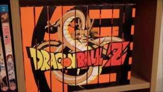 getlinkyoutube.com-Dragonball Z Complete Series DVD Orange Brick Unboxing!
