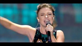 getlinkyoutube.com-De generale repetitie van Lauren met een Nederlandstalige versie van 'Roar' | K3 Zoekt K3 | VTM