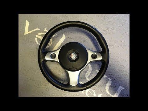 Airbag / Lenkrad ausbauen beim Alfa Romeo 159   -  Dr.Volant