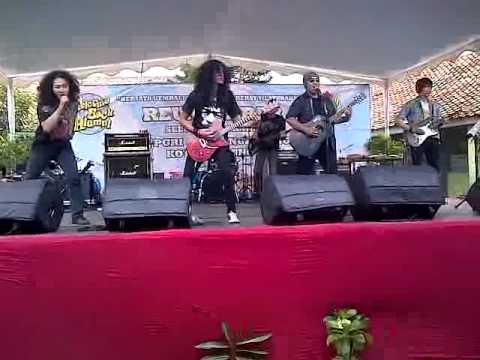 BROTHER JACK- Lagu kita  Live   2014