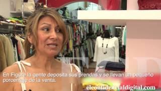 Crece la venta de ropa de segunda mano. Vean los precios de las prendas de este tipo de tiendas