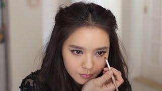 getlinkyoutube.com-官恩娜 Ella Koon -  分享Party Makeup Tips