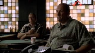 Gigi tells Tony that Patsy suspicion that he killed his brother - The Sopranos HD