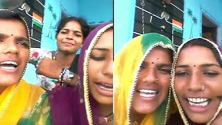 Banna sigoro ro bagado marwadi bhabhi ghar pe voice geet vivah desi rajasthani ladies shadi geet
