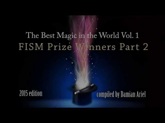 FISM Prize Winners - 2