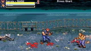OpenBoR games: Streets of Rage Russia speedrun (NO DEATHS)