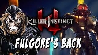 getlinkyoutube.com-FULGORE'S BACK - Killer Instinct: Online Ranked League