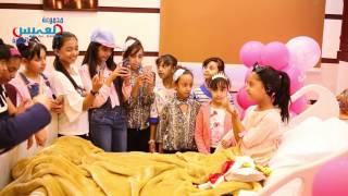 getlinkyoutube.com-قناة اطفال ومواهب الفضائية تقرير عملية حلا مطر بمستشفى العميس جازان