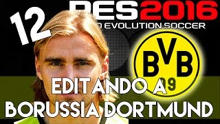getlinkyoutube.com-PES 2016 | Abilities and face stats of Schmelzer | Editando a Borussia Dortmund #12 | PS4.