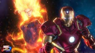 Marvel vs. Capcom: Infinite - Extended Gameplay Trailer