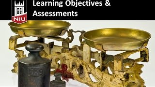 Learning Objectives & Assessments
