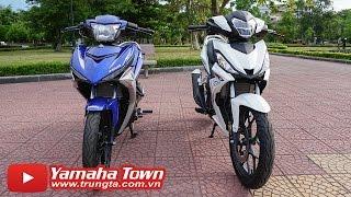 getlinkyoutube.com-Yamaha Exciter 150 vs Honda Winner 150 ▶ Chọn xe côn tay nào?