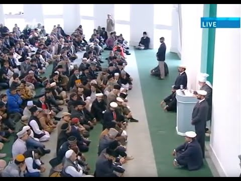Russian Translation: Friday Sermon 2nd November 2012